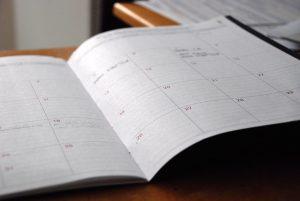 תקופת מבחנים בלוח השנה היהודי