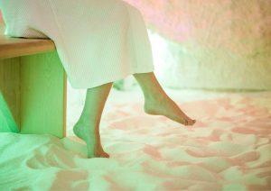 נושמים עמוק: כל מה שצריך לדעת על חדר מלח להפחתת לחצים וסטרס