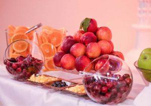 מארגנים אירוע? בר פירות לאירועים ישדרג לכם את קבלת הפנים